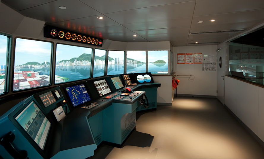 KM Koo Ship Bridge Simulator