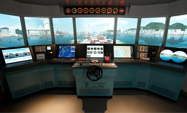 KM Koo Ship Bridge Simulator